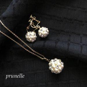 グルーデコスキルアップレッスンのboule de perle