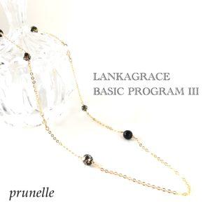 LANKAGRACEベーシックプログラム③