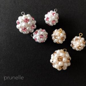 グルーデコboule de perle