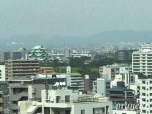 大名古屋ビルヂングからの景色