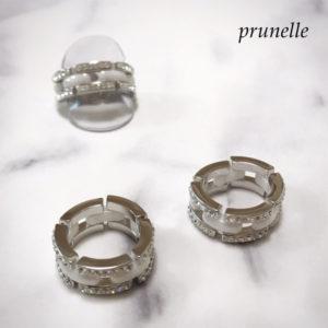 グルーデコレッスンで生徒様が作った指輪
