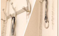 ロングネックレスの収納方法