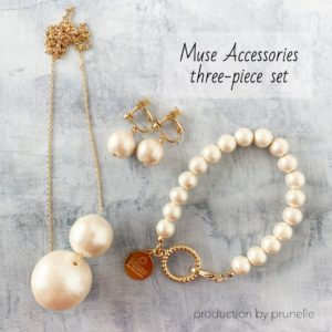 Muse Accessories3ピースセット